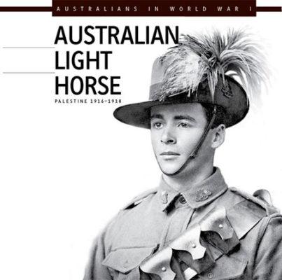 Australian Light Horse Poster