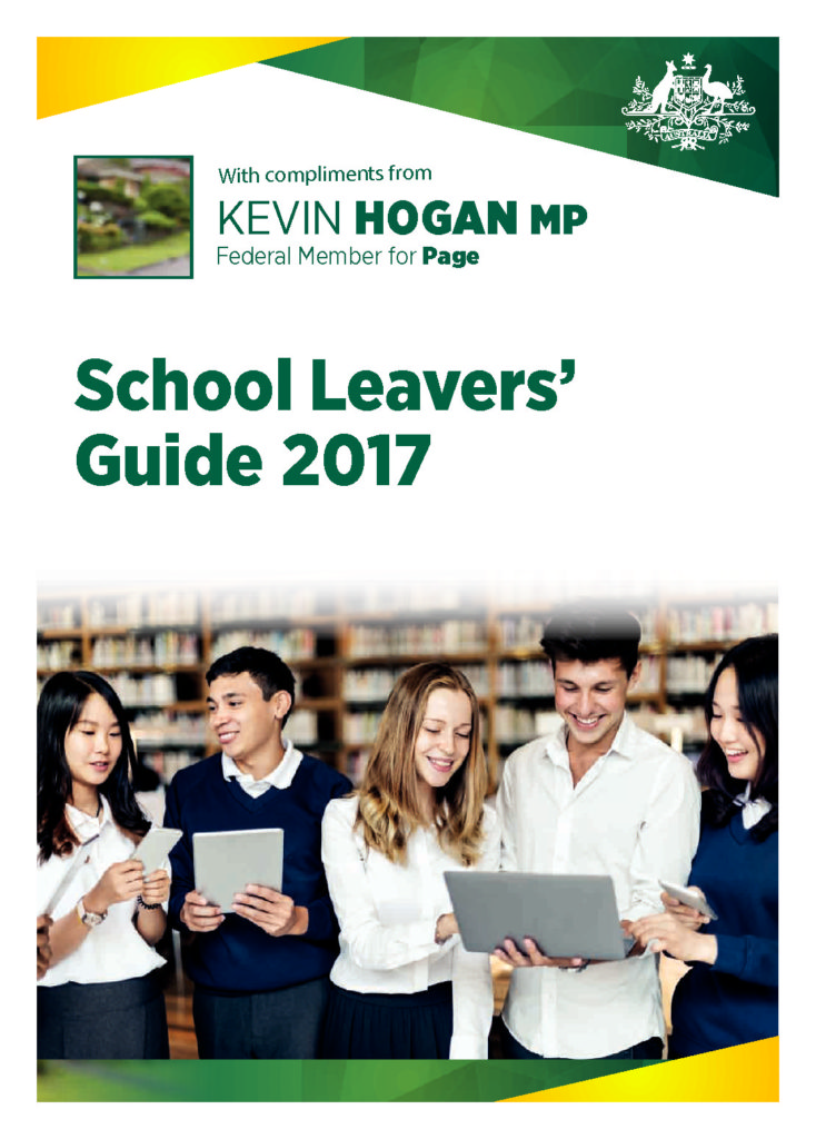 School Leavers Guide